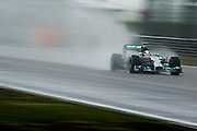 April 17, 2014 - Shanghai, China. UBS Chinese Formula One Grand Prix. Lewis Hamilton (GBR), Mercedes Petronas
