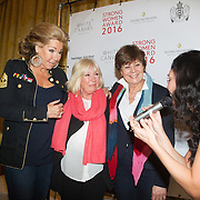 NLD/Amsterdam/20160321 - The Strong Woman Award 2016, Betty de Groot, Willeke Alberti, Rita Verdonk, Hind Larussi