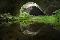 Devetashka peshtera, cave near Pelvin, Bulgaria