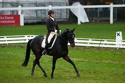 Van Nijnatten Margo (NED) - Jane Z<br /> FEI World Championship for Young Horses Le Lion d'Angers 2012<br /> © Hippo Foto - Jon Stroud