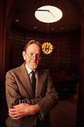 """Famed trial attorney Bobby Lee Cook in the law library of his Summerville, Georgia office. The tevevision show """"Matlock"""" was based on Cook."""