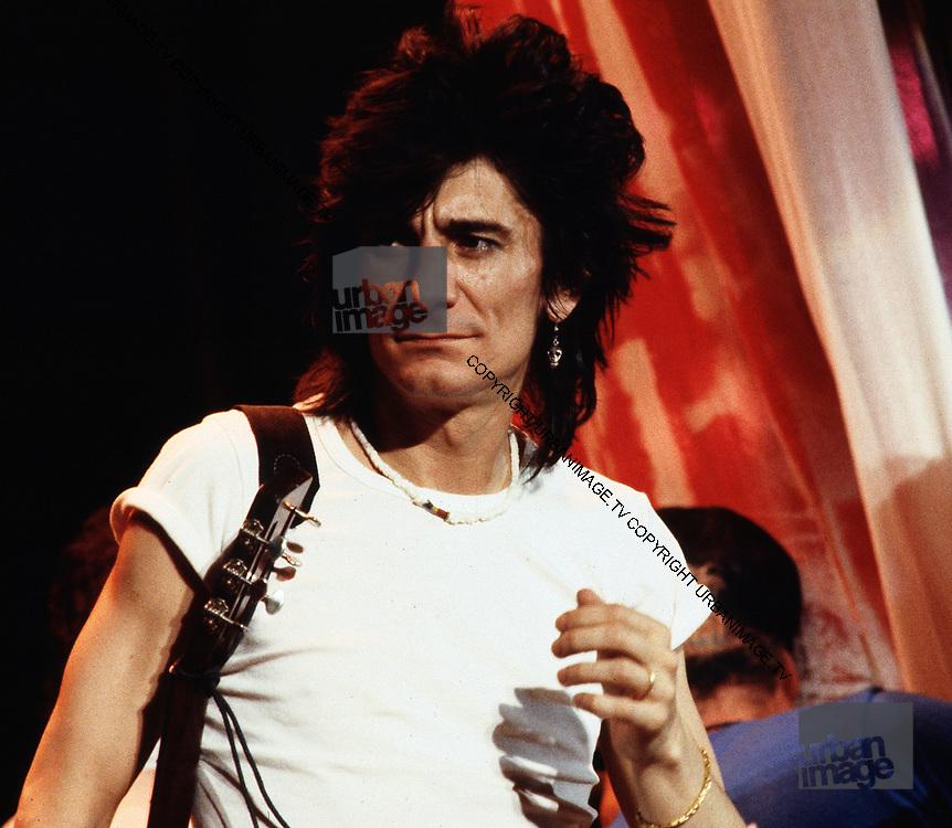 Rolling Stones at Live Aid Philadelphia 1985