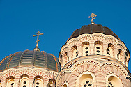 Orthodox Cathedral (Nativity of Christ Cathedral), Riga, Latvia (May 2016) © Rudolf Abraham