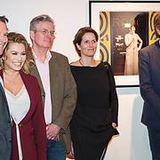 NLD/Utrecht/20190309 - Onthulling  Mies Bouwman Foyer, Albert Verlinde, zoon Joost Timp, Mies Timp, Robert ten Brink, burgemeester Jan van Zanen
