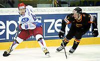 Sergei Zinoviev (RUS) gegen Christopher Schubert (GER) © Melanie Duchene/EQ Images