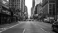 NEW YORK  2020V10<br /> <br /> 6:e avenue New York<br /> <br /> Foto: Per Danielsson/Projekt.P