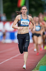 29.05.2016, Moeslestadion, Goetzis, AUT, 42. Hypo Meeting Goetzis 2016, Siebenkampf der Frauen, 800 Meter, im Bild Claudia Raht (GER) // Claudia Raht of Germany during the 800 metres event of the Heptathlon competition at the 42th Hypo Meeting at the Moeslestadion in Goetzis, Austria on 2016/05/29. EXPA Pictures © 2016, PhotoCredit: EXPA/ Peter Rinderer