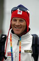 OL 2006 Langrenn trening<br />Pragelato Plan<br />15.02.06 <br />Foto: Sigbjørn Hofsmo, Digitalsport <br /><br />Jens Arne Svartedal  NOR Norge