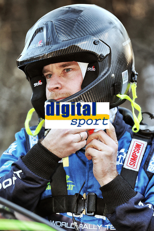 Mads Ostberg (NOR), M-Sport World Rally Team WRC
