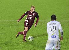 Fc Metz vs Strasbourg - 20 Dec 2017