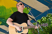Mike Doughty at the 2010 Clearwater Festival. at the 2010 Clearwater Festival, Croton-on-Hudson, NY.