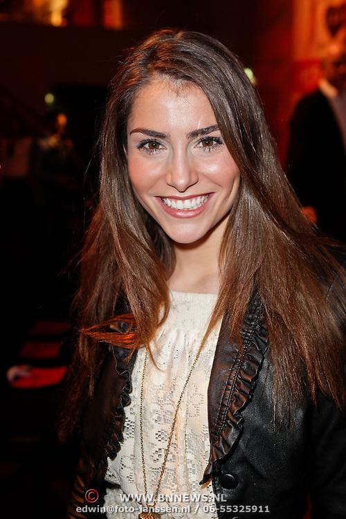 NLD/Hilversum/20120223 - Voorjaarspresentatie RTL5 2012, Tessa Kort