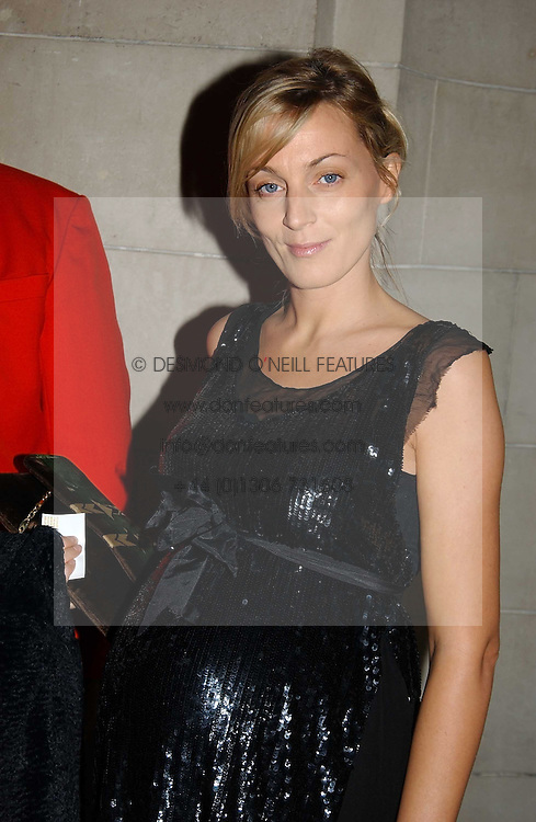 Fashion designer PHOEBE PHILO at the 2004 British Fashion Awards held at Thhe V&A museum, London on 2nd November 2004.<br /><br />NON EXCLUSIVE - WORLD RIGHTS
