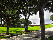Heritage Park in Dana Point