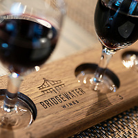 03/07/19 -<br /> <br /> Bridgewater Wines in Leland, NC, owned and operated by Dough Zucker and Susan Tietje Zucker.<br /> <br /> Photo by Michael Cline Spencer