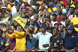 South Africa: Johannesburg: Kaizer Chiefs followers come in large numbers to support their team as it plays against Highlands Park for the Absa premiership at Makhulong stadium in Tembisa, Gauteng.<br />Picture: Itumeleng English/African News Agency (ANA)
