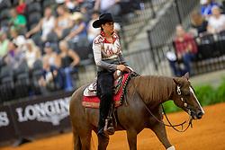 Baeck Cira, BEL, Gunners Snappy Chic<br /> World Equestrian Games - Tryon 2018<br /> © Hippo Foto - Dirk Caremans<br /> 12/09/2018
