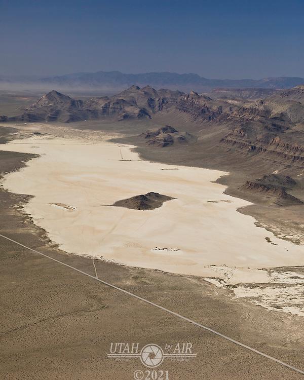 Tule Valley Hardpan (Ibex), Dry Lake Bed