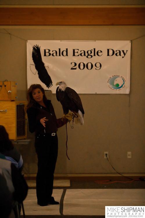 Idaho, Ada County, Idaho Shakespeare Festival, 2009 Bald Eagle Days, Jenny Fink