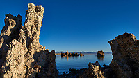 Mono Lake, South Tufa Area. Image taken with a Nikon D3 camera and 24 mm f/3.5 PC-E lens (ISO 200, 24 mm, f/11, 1/400 sec).