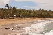Playa Shacks beach in Isabela Puerto Rico