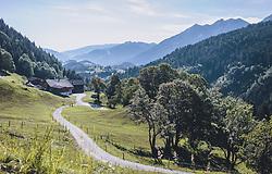 THEMENBILD - Wanderung auf die Maislsteinalm, aufgenommen am 13. Juni 2020 in Goldegg, Oesterreich // hiking tour to the Maislsteinalm in Goldegg, Austria on 2020/06/13. EXPA Pictures © 2020, PhotoCredit: EXPA/Stefanie Oberhauser