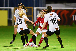 Ebony Salmon of Bristol City Women - Mandatory by-line: Dougie Allward/JMP - 07/10/2020 - FOOTBALL - Twerton Park - Bath, England - Bristol City Women v London Bees - FA Continental Cup