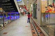Israel, Eilat. The Eilat Mall