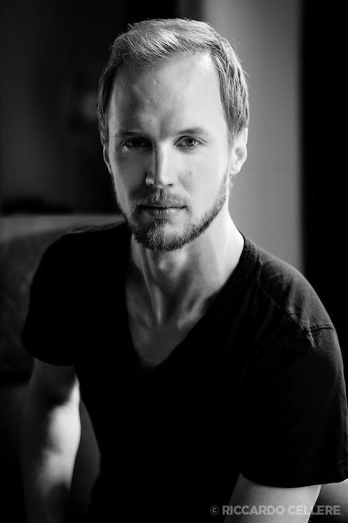Headshot photography. Matthew Cassills, Opera singer. 2012.