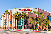 Southwest Corner of the Honda Center