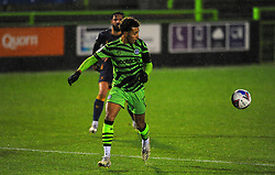 Odin Bailey of Forest Green Rovers- Mandatory by-line: Nizaam Jones/JMP - 14/11/2020 - FOOTBALL - innocent New Lawn Stadium - Nailsworth, England - Forest Green Rovers v Mansfield Town - Sky Bet League Two