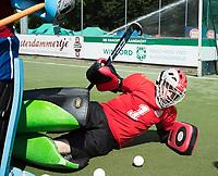AMSTELVEEN - Martijn Drijver Goalie Academy , o.l.v.  Martijn Drijver en Dennis vd Pol. COPYRIGHT KOEN SUYK