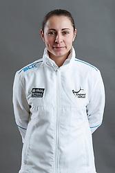 Umpire Kate Mann