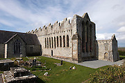 Ardfert Cathedral in County Kerry..Picture by Don MacMonagle