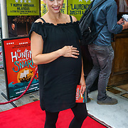 London, England, UK. 27th July 2017. Kimberley Wyatt attends the opening day The Hunting of the Snark at Vaudeville Theatre, The Strand.