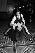 HANAKO HASHIGUCHI; PATRICK SOLURI,  Great Gatsby(Presidential( Inaugural(Ball, National'Portrait'Gallery'&'Smithsonian'American'Art' Museum,, Inauguration of Donald Trump ,  Washington DC. 20  January 2017