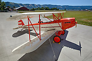 USA, Oregon, Hood River, Western Antique Aeroplane and Automobile Museum,   1929 3C3-T Command Aire.