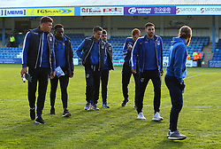 Bristol Rovers arrive at The MEMS Priestfield Stadium, home of Gillingham for the Sky Bet League One fixture - Mandatory by-line: Robbie Stephenson/JMP - 16/12/2017 - FOOTBALL - MEMS Priestfield Stadium - Gillingham, England - Gillingham v Bristol Rovers - Sky Bet League One