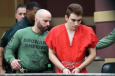 School Shooter Nikolas Cruz Offers Again To Plead Guilty - 14 March 2018