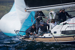 Clyde Cruising Club's Scottish Series 2019<br /> 24th-27th May, Tarbert, Loch Fyne, Scotland<br /> <br /> Day 1, GBR4822R, El Gran Senor, CCC, J122E<br /> <br /> Credit: Marc Turner / CCC