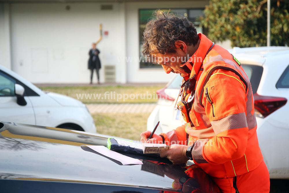 MEDICO ELIRAVENNA ELISOCCORSO 118<br /> MALORE MORTALE GIULIANO BOTTONI ARGENTA