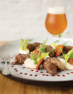 Pig cheek entree at Wolf's Ridge Brewery for Crave Top Ten. (Will Shilling/Crave)