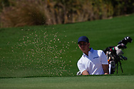 Part of the Junior Team playing with Guido Migliozzi (ITA) on the 17th during the Pro-Am of the Commercial Bank Qatar Masters 2020 at the Education City Golf Club, Doha, Qatar . 04/03/2020<br /> Picture: Golffile | Thos Caffrey<br /> <br /> <br /> All photo usage must carry mandatory copyright credit (© Golffile | Thos Caffrey)