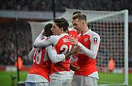 Arsenal v Sunderland 090116