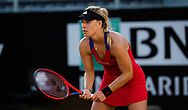 Angelique Kerber of Germany in action during the second round of the 2021 Internazionali BNL d'Italia, WTA 1000 tennis tournament on May 12, 2021 at Foro Italico in Rome, Italy - Photo Rob Prange / Spain ProSportsImages / DPPI / ProSportsImages / DPPI