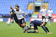 Bolton Wanderers v Derby County 290918