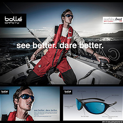 Nothing But Safety Glasses Bolle - Sailing Series