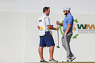 Tyrrell Hatton (ENG) during the pro-am round of the Waste Management Phoenix Open, TPC Scottsdale, Scottsdale, Arisona, USA. 31/01/2019.<br /> Picture Fran Caffrey / Golffile.ie<br /> <br /> All photo usage must carry mandatory copyright credit (© Golffile | Fran Caffrey)