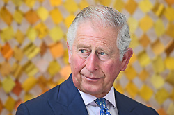 File photo dated 05/11/18 of the Prince of Wales visiting Accra, Ghana. Charles celebrates his 70th birthday this week Ð a milestone moment for the heir to the throne.