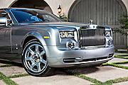 Silver Rolls Royce
